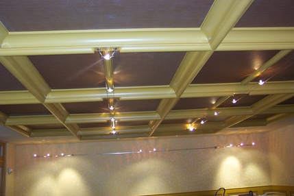 Built-Ins and Interior Trim - Evans Construction Services LLC